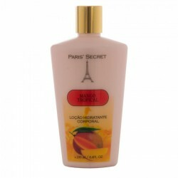 Loção Paris Secret Hidratante Corporal Mango Tropical - 250ml