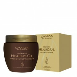Máscara Lanza Keratin Healing Oil - Intense Hair Masque - 210ml