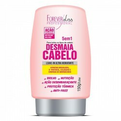 Leave in Desmaia Cabelo Forever Liss - 150g