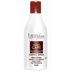 Shampoo Home Care Forever Liss Pós Progressiva - 300ml