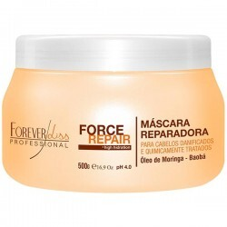 Máscara Forever Liss Force Repair - 500g