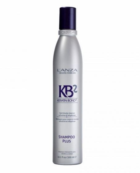 Shampoo Plus Lanza KB2 - 300ml