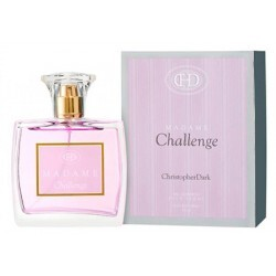 Perfume Feminino Madame Challenge Christopher Dark - 100ml