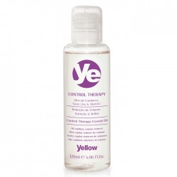 Óleo Redutor de Volume Yellow Control Therapy Crystal Oil - 120ml
