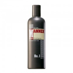 Shampoo Manner Refresh For Man 360ml