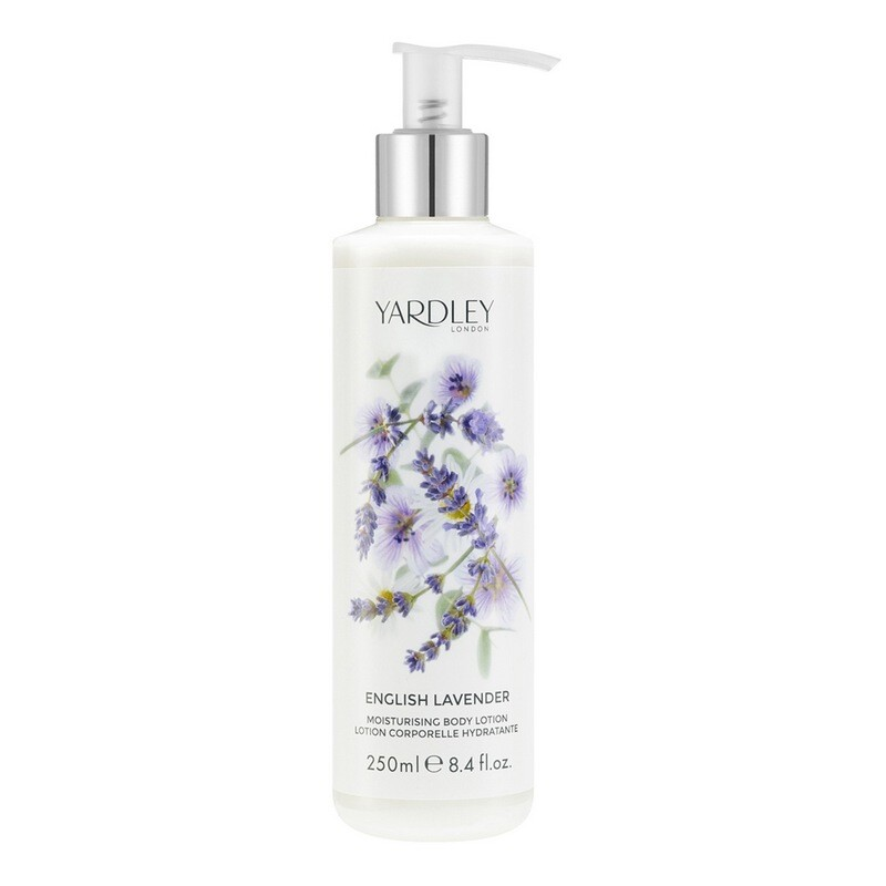 Loção Corporal Yardley English Lavender - 250ml