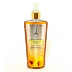 Body Splash Corporal Paris Secret Vanilla Paris - 250ml
