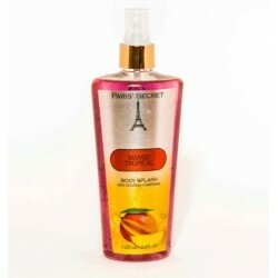 Body Splash Corporal Paris Secret Mango Tropical - 250ml
