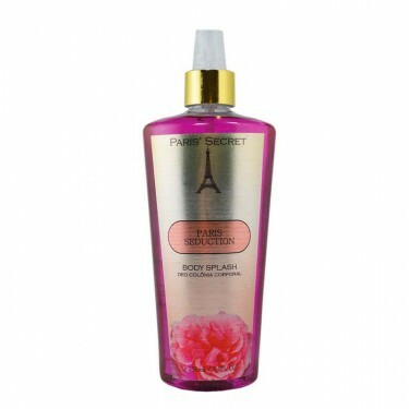 Body Splash Paris Secret Paris Seduction - 250ml