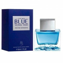 Perfume Masculino Antonio Banderas Blue Seduction - 50ml