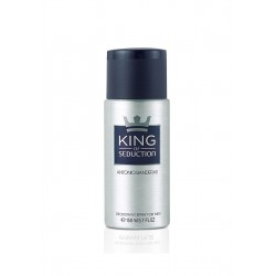 Desodorante Antonio Banderas King of Seduction - 150ml