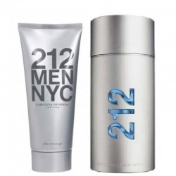 Kit Masculino 212 Men NYC Carolina Herrera - 100ml