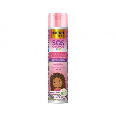 Shampoo Salon Line SOS Cachos Kids - 300ml