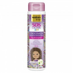 Condicionador Salon Line SOS Cachos Kids - 300ml