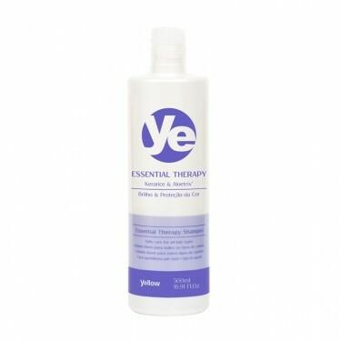 Shampoo Yellow Essential Therapy - 500ml