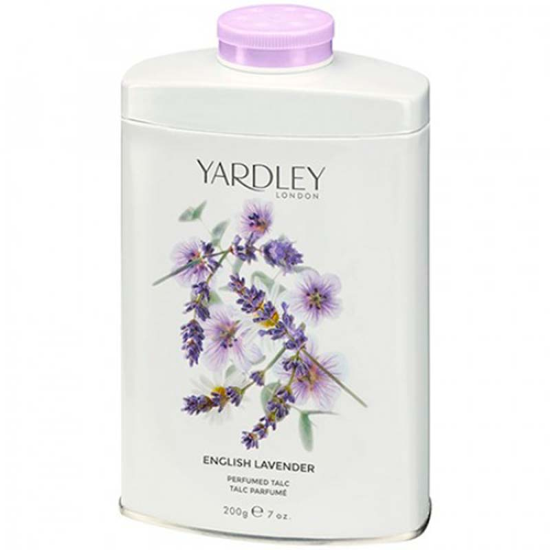 Talco Perfumado Yardley English Lavender - 200g