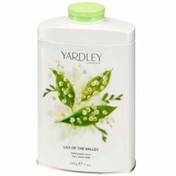 Talco Perfumado Yardley Lily of the Valley - 200g