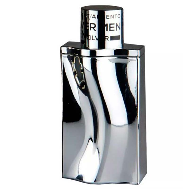 Perfume Masculino Georges Mezotti Silver Men EDT - 100ml