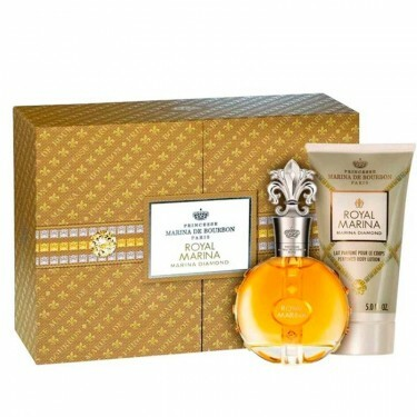 Kit Feminino Princesse Marina de Bourbon Royal Diamond - 250ml