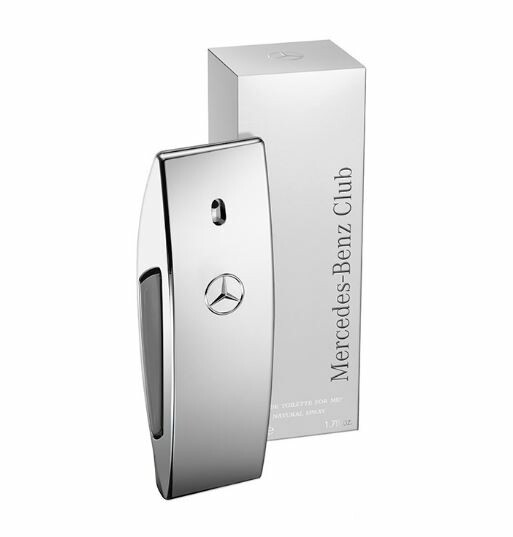 Perfume Masculino Mercedes Benz Club For Men EDT - 100ml