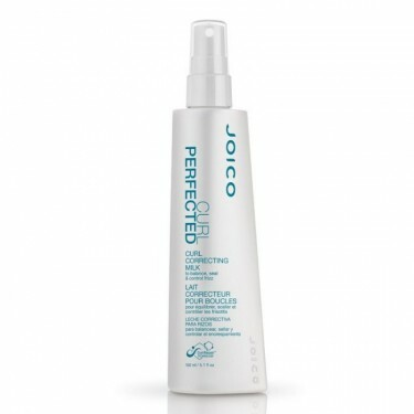 Leave-in Cabelos Cacheados Joico Curl Perfected Correcting Milk Spray - 150ml
