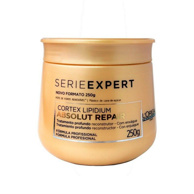 Máscara LOréal Absolut Repair Cortex Lipidium -  250g