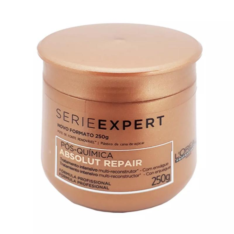 Máscara LOréal Absolut Repair Pós Química - 250g