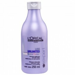 Shampoo Liss Unlimited L'Oréal - 250ml