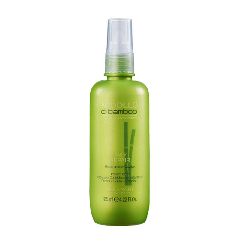 Restaurador Capilar Alfaparf Midollo di Bamboo - Daily Repair - Spray - 125ml
