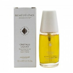 Reparador Alfaparf Semi Di Lino Diamante - Cristalli Liquid Serum - 30ml