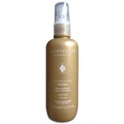 Finish Spray Illuminating Alfaparf Semi di Lino Diamante - 125ml