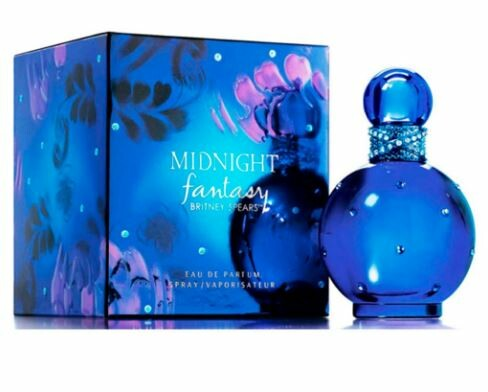 Perfume Feminino Midnight Fantasy Britney Spears - 100ml