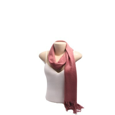 Cachecol Liso Rose (5199)