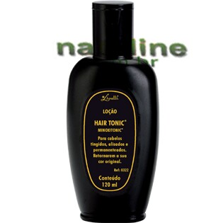 Loção Escurecedora Minoxitonic Hair Tonic 120ml - 0322 SG