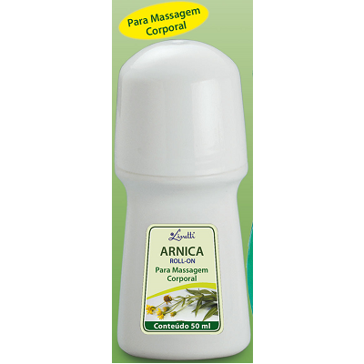 Arnica ROLL-ON Para Massagem Corporal 50ml - 1329 S