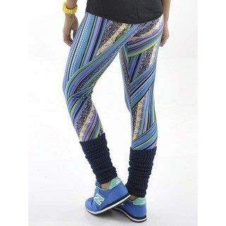 Calça Legging Estampada Sublime Mama Latina