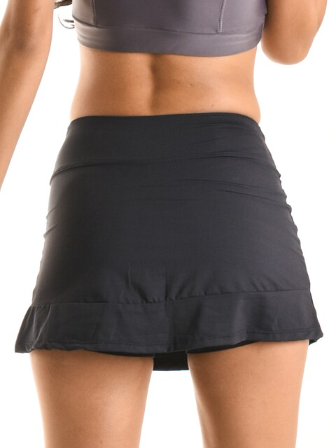 Saia Shorts Play Up Tênis