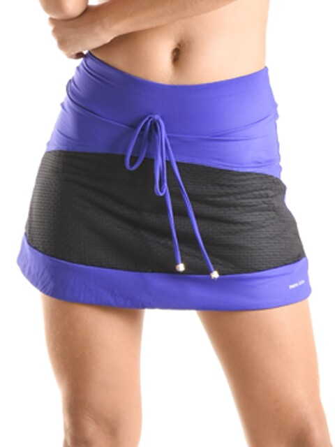 Saia Shorts Power Woman