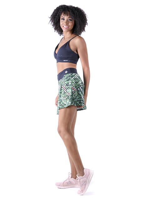 Saia Shorts Nature Forces