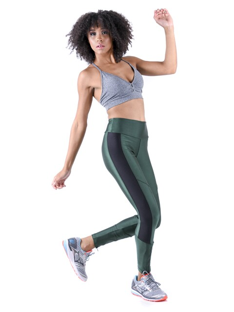 Legging Cintura alta Forest Voice