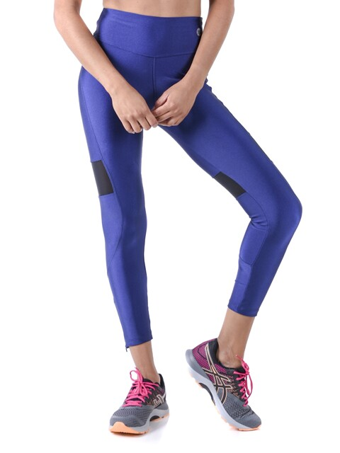 Calça Legging Cintura alta Open Sea