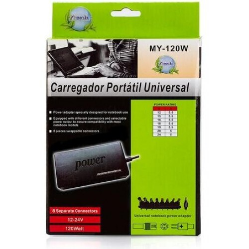 Carregador Universal Notebook 4790 - Empire NBPS90W