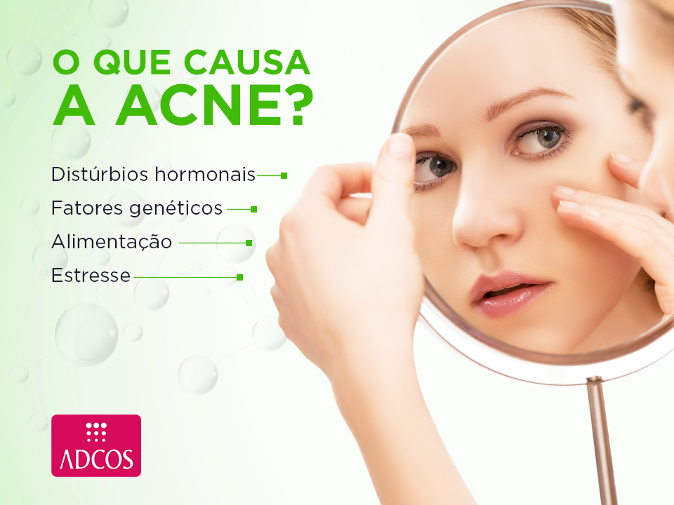 ACNE SOLUTION LOÇÃO SECATIVA FPS 30- ADCOS (Com Tonalizante ou Incolor)