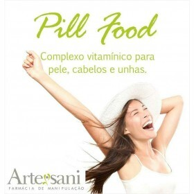 Pill Food manipulado