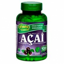 Açaí Berry Unilife 120 cápsulas 500mg