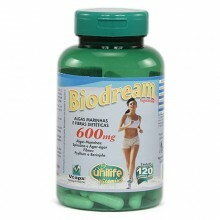 Biodream Unilife 120 cápsulas 600mg