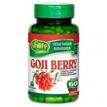 Goji Berry Unilife 60 cápsulas 500mg