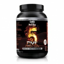Five Whey Protein Unilife 900g - Sabor Chocolate