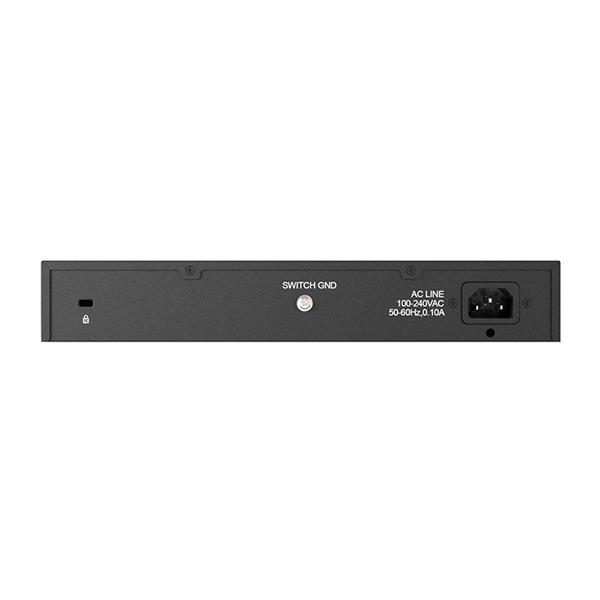 Switch Fast Ethernet 10/100 DES-1024D D-link