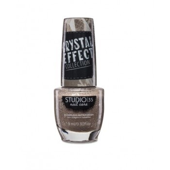 Esmalte Studio 35 Crystal Effect #LindoDemais